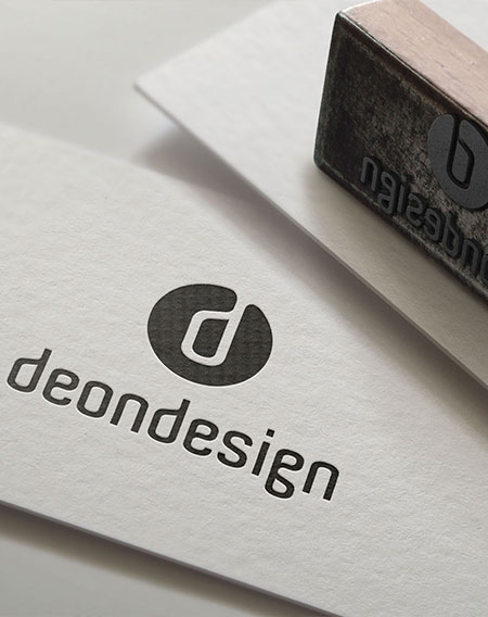deon-design-logo-stamp-tall