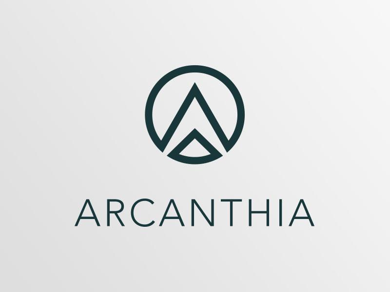 deon-design-portfolio-arcanthis-brand-logo