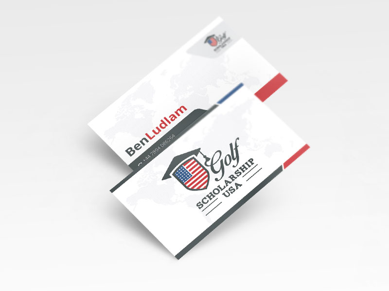 deon-design-golf-scholarship-usa-business-cards