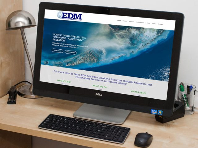deon-design-environmental-data-management-website