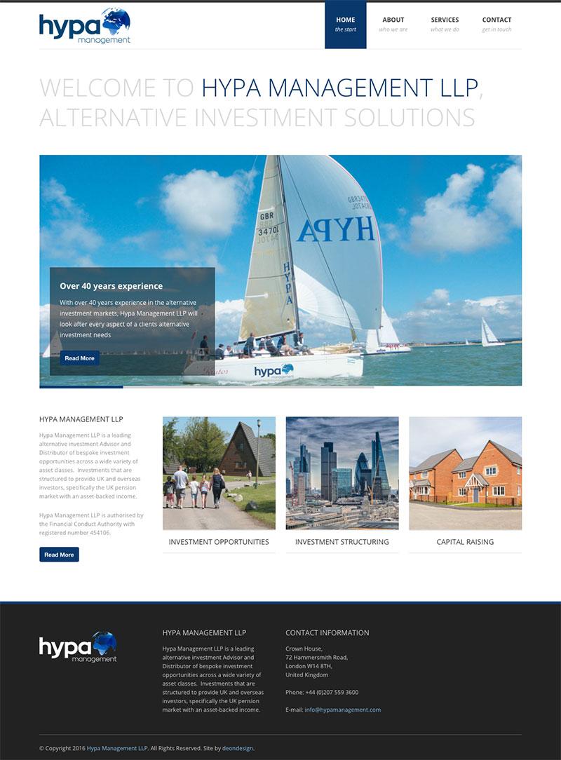 deon-design-hypa-management-website-full