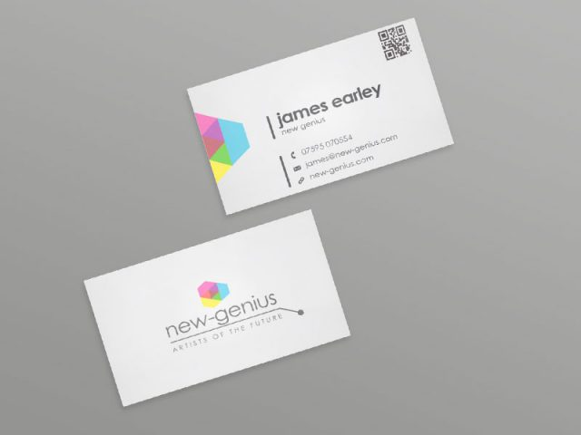 business-card-design-new-genius