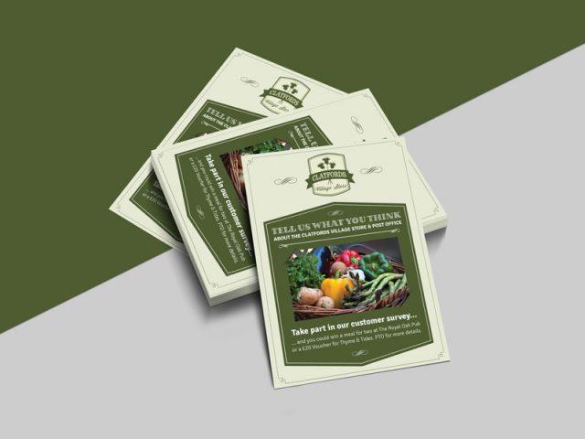 customer-survey-design-clatfords-village-store