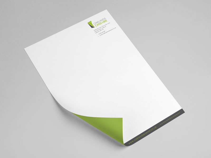 letterhead-design-oaklands-cater-hire