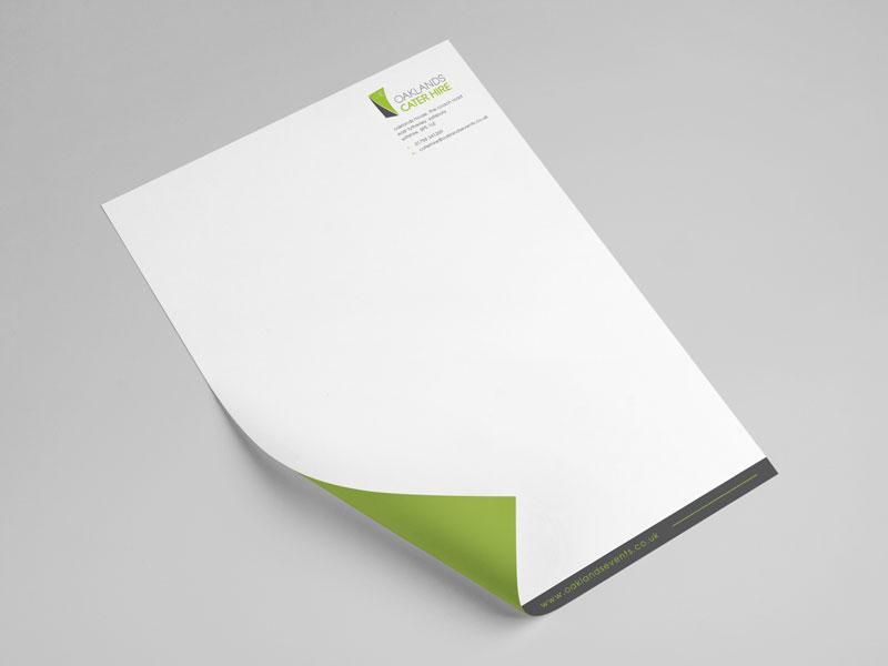 letterhead-design-oaklands-cater-hire