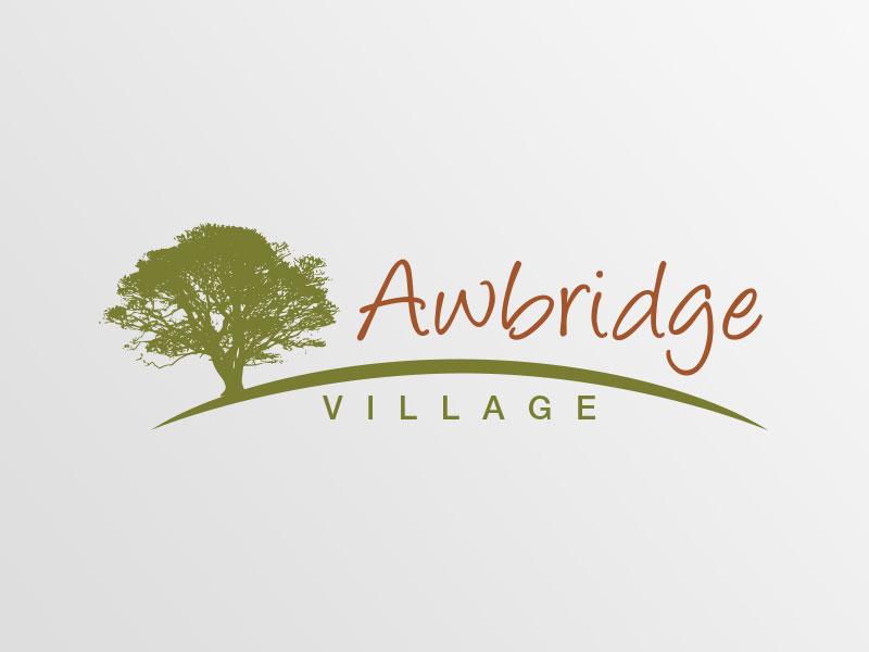 logo-design-awbrige-village