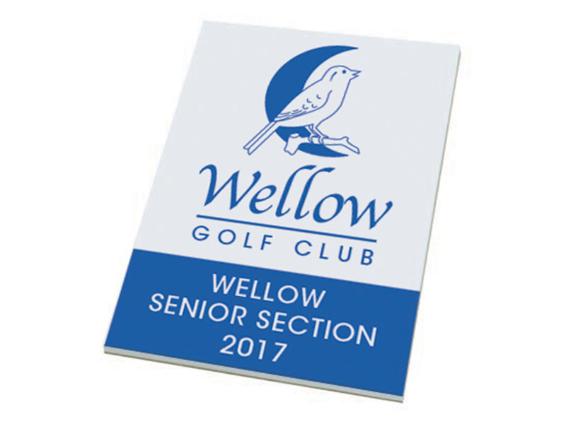 note-pad-print-wellow-golf-club