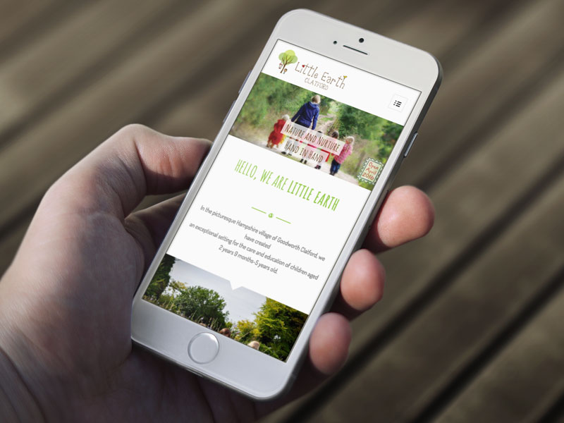 responsive-website-little-earth