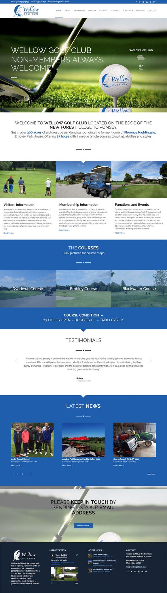 website-design-wellow-golf-club-full